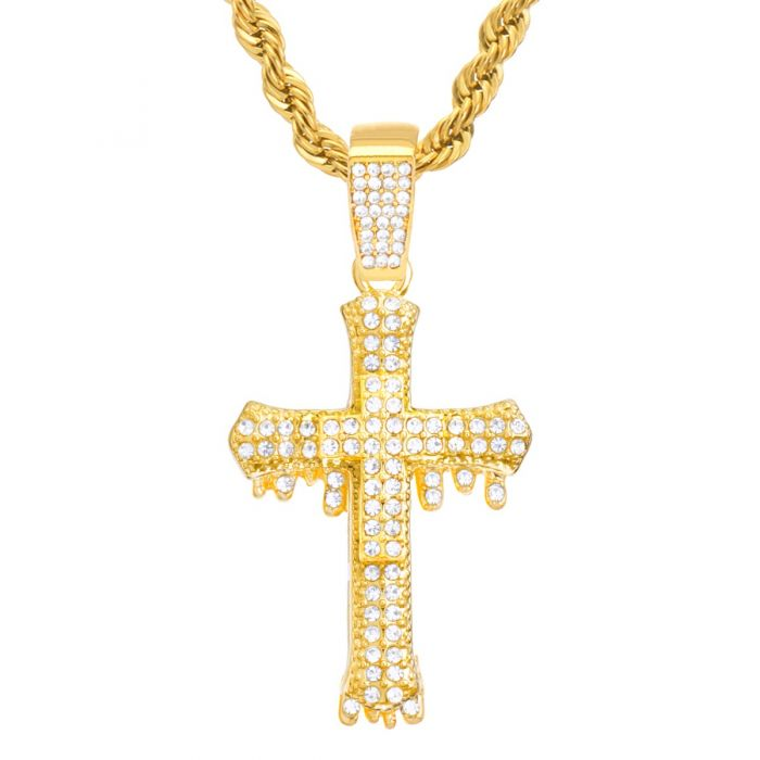 DiamondJewelryNY Eye Hook Bangle Bracelet with a St Christopher//Coast Guard Charm.